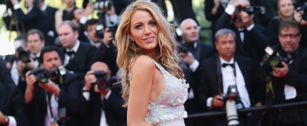 Blake Lively Gives Us a Sneak Peek at Her Cannes Dresses — and Oh, Are They Good