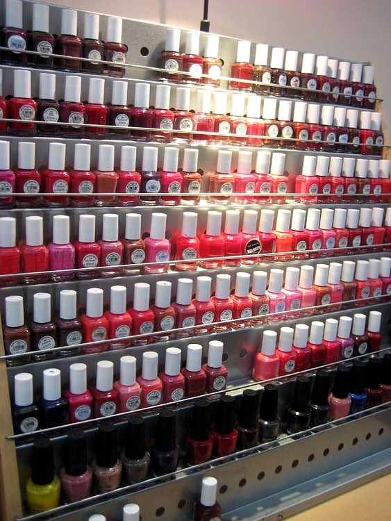 Open your stuck nail polish