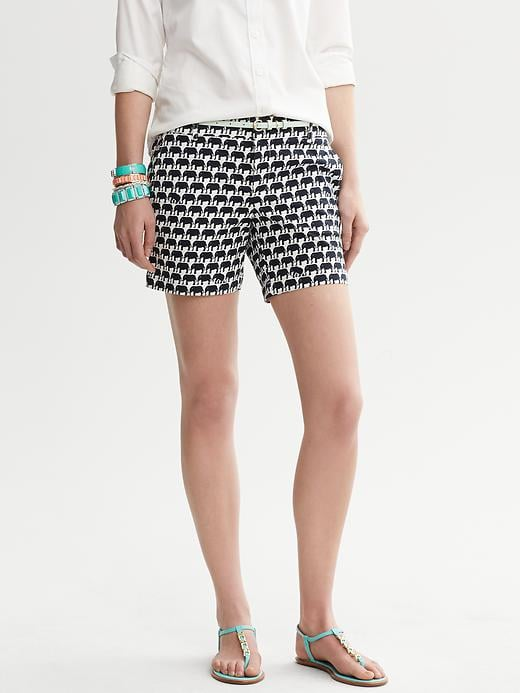 These cheeky Elephant Print Shorts ($55) need little else but a white button-down and your favorite pair of sandals to outfit a standout casual Summer look.