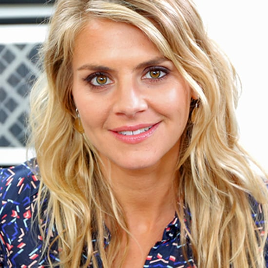 Eliza Coupe Talks About New Role on Benched | Interview 2014