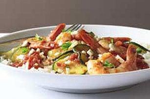 Fast & Easy Dinner: Shrimp Skillet