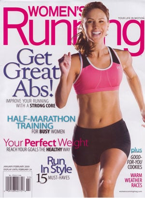 New Mag For the Ladies: Women's Running