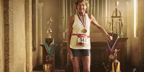'Iron Nun' Proves Youth Is Unlimited In Nike Ad