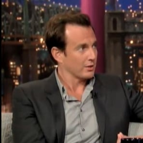 Will Arnett Talks About His Sons on David Letterman