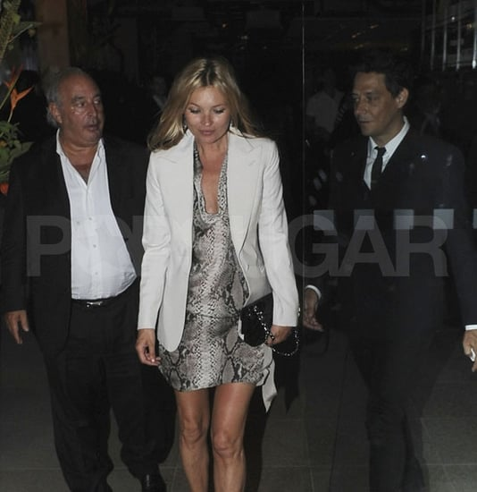 Kate Moss Pictures Out in London With New Husband Jamie Hince