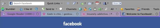 Download of the Day: Facebook Toolbar