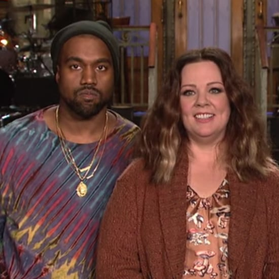 Kanye West and Melissa McCarthy SNL Promo | Video