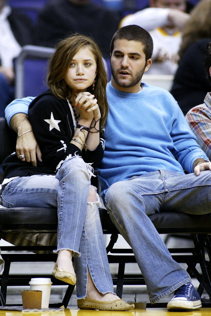 Her boo is the step-brother of France's former President