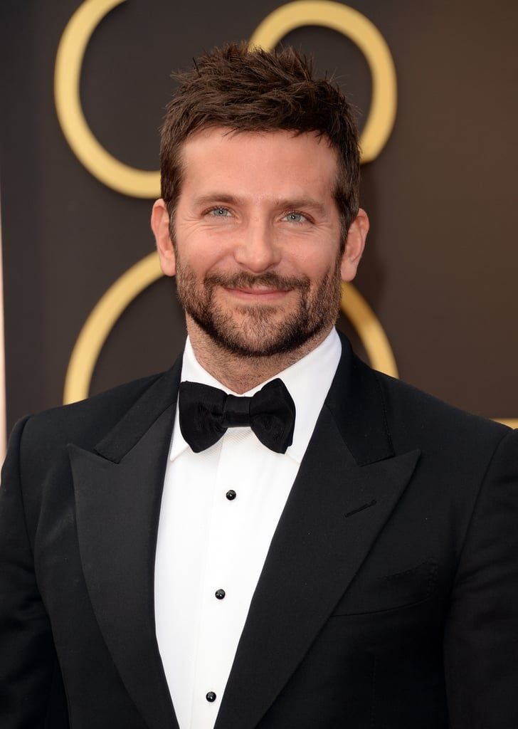 Bradley May Not Have an Oscar, But He Has His Golden Girl