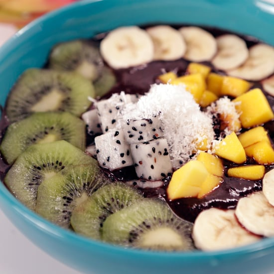 Acai Breakfast Bowls