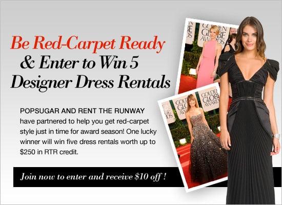 FabSugar Rent the Runway Giveaway