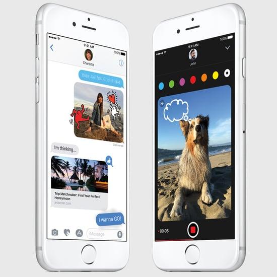 iOS 10 Details