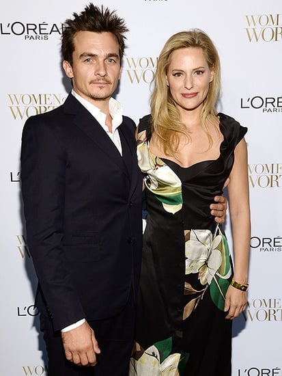 Aimee Mullins and Rupert Friend Are Engaged