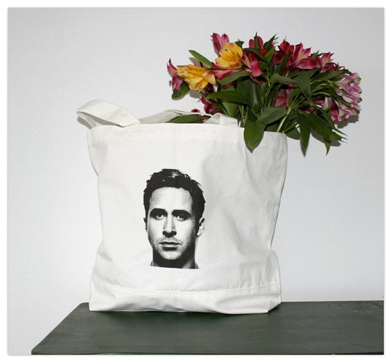 Ryan Gosling Tote Bag ($46)
