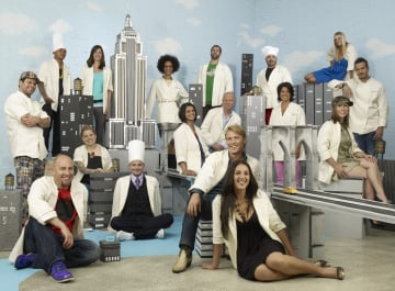 City Dates For Top Chef: The Tour 2