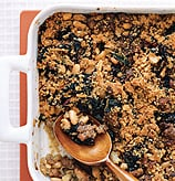 Fast & Easy Dinner: Cannellini Bean and Sausage Gratin