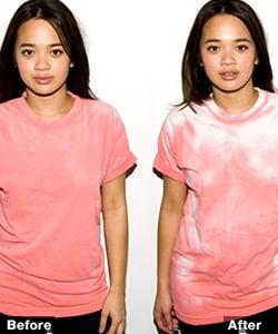 Simply Fab: American Apparel Unisex Thermochromatic T-Shirt
