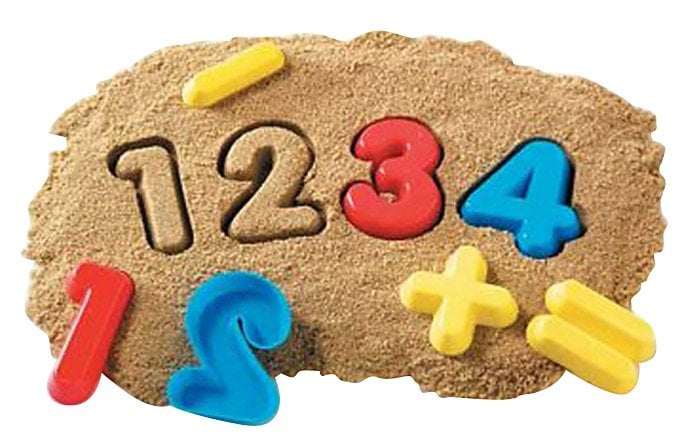 Learning Resources Sand Molds