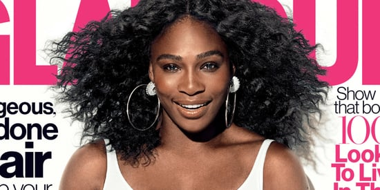 Serena Williams Slays On The July 2016 Cover Of Glamour