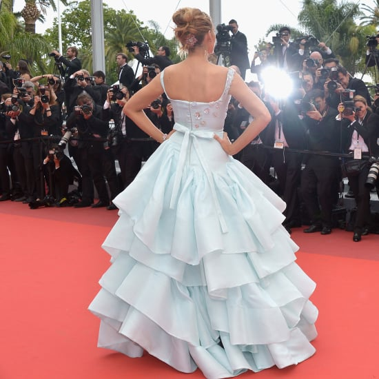 Blake Lively's Dress at the Cannes Slack Bay Premiere
