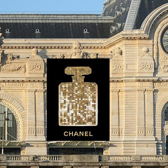 Chanel's Huge New French Museum Ad