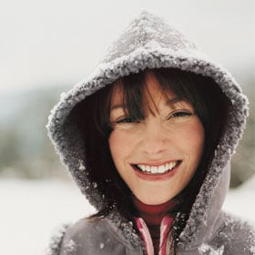 A Collection of Winter Makeup Tips From Jillian Dempsey