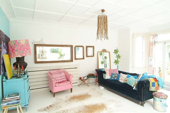 Love It or Hate It? A Wall of Mismatched Mirrors