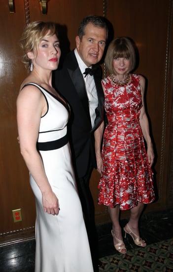 Kate Winslet, Anna Wintour and Carine Roitfeld Celebrate Mario Testino's Career