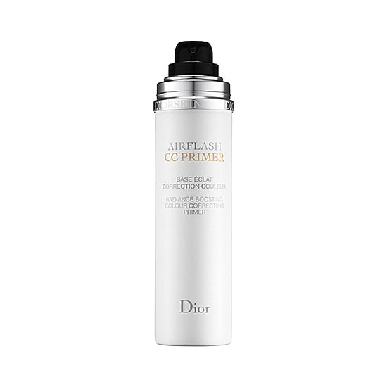 A primer in spray form? The Dior Airflash CC Primer ($49) is one way to get the airbrush effect at home.