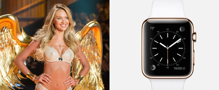 Apple Hopes a Victoria's Secret Model Will Make You Buy the Apple Watch