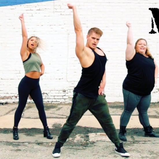 Fitness Marshall Meghan Trainor Me Too Cardio Hip-Hop Video