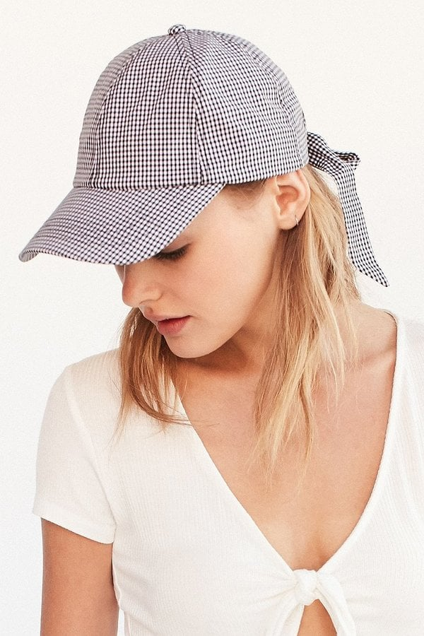 Urban Outfitters Tie Back Baseball Hat ($24)