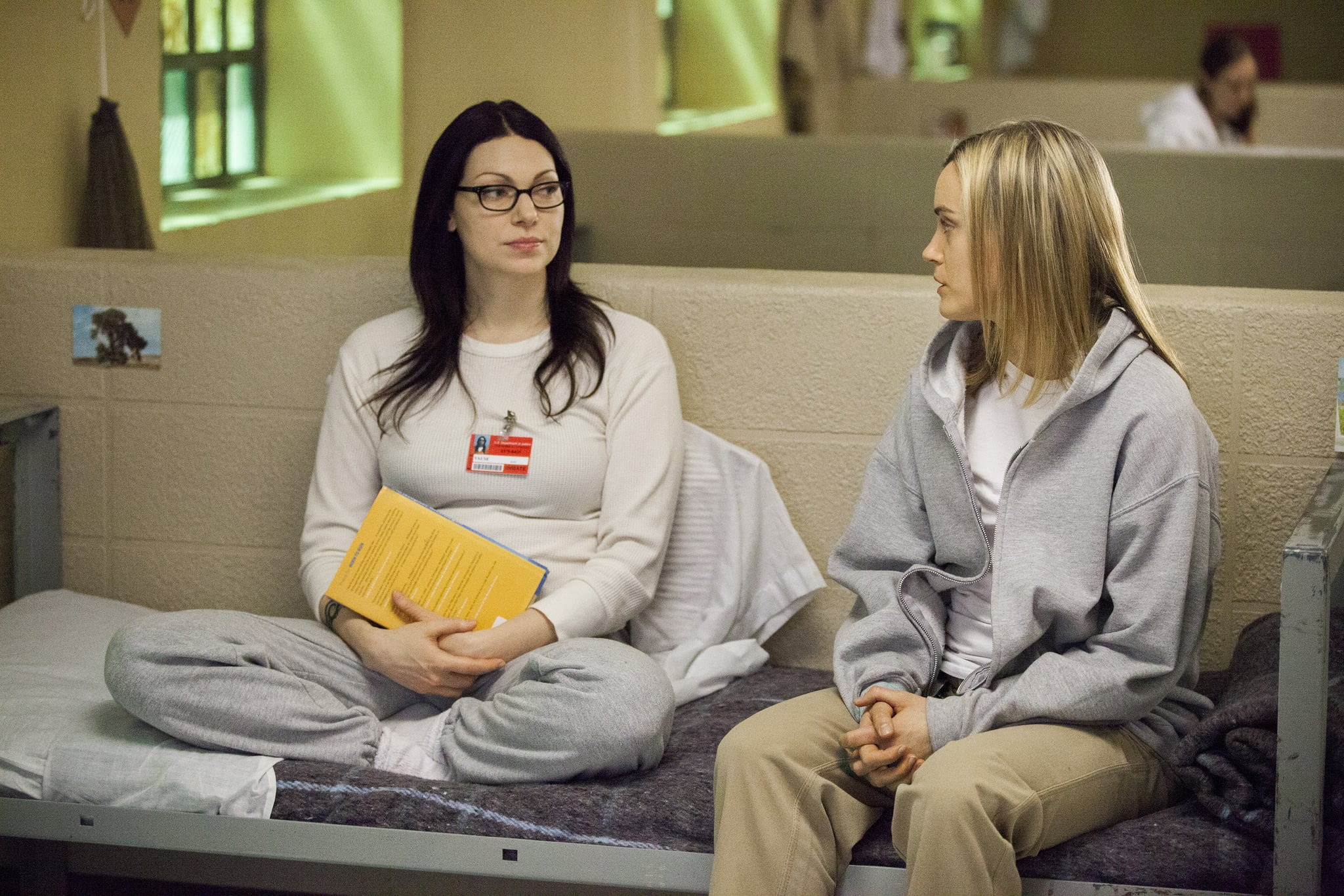 Then Alex Gets Fed Up With Piper, Too