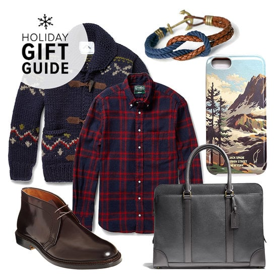 Whether it's for your father, your brother, or your boyfriend, selecting the perfect holiday gift for the guys in your life is never an easy task. That's why POPSUGAR Fashion has handpicked the items guaranteed to make even the most sartorially discerning gent beam with happiness this holiday season.