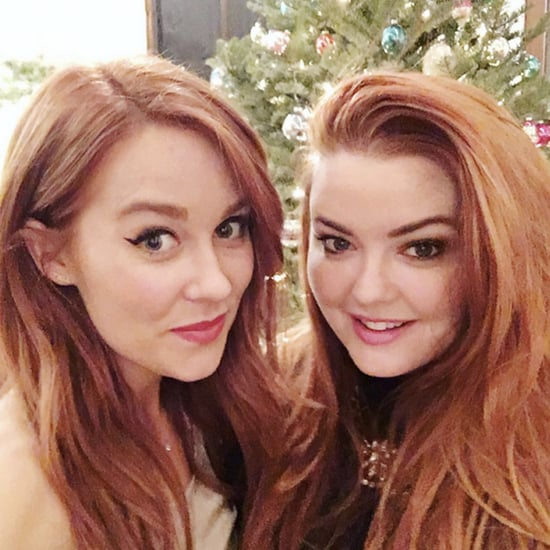 Lauren Conrad With Red Hair 2015