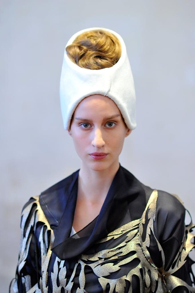 Stéphanie Coudert Haute Couture Fall 2014