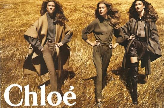 Fab Ad: Chloé Fall '09