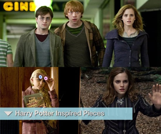 Harry Potter Inspired Fashion Pieces for Autumn Winter 2010