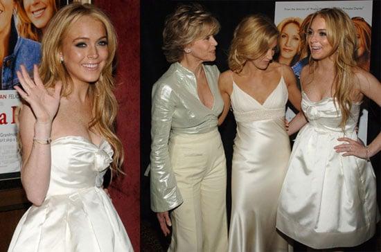 The Girls Wear White, Georgia Rule