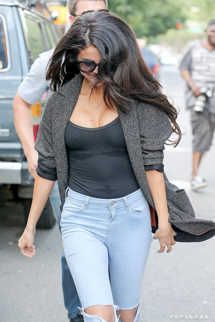 Watch Out, Kim Kardashian: Selena Gomez Is Coming For Your Look