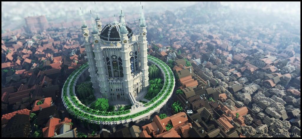 Minecraft x King's Landing