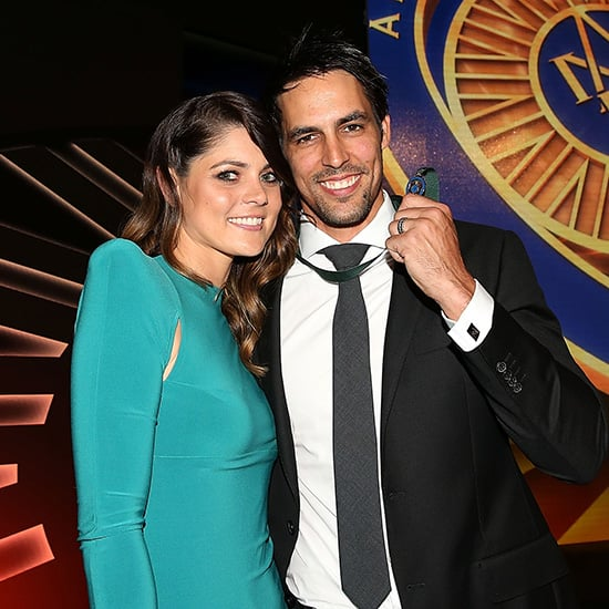 2014 Allan Border Medal Cricket Players and WAGs