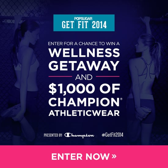 Get Fit 2014 Giveaway