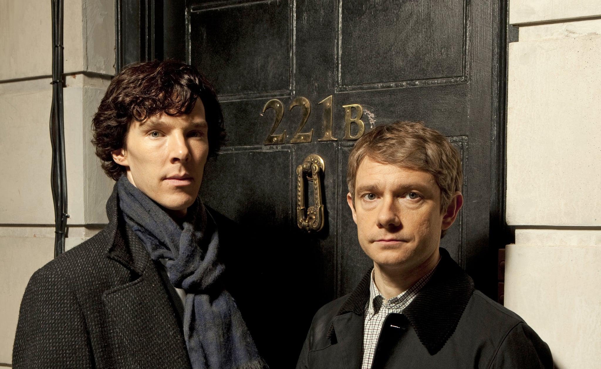 If You Love Sherlock . . .