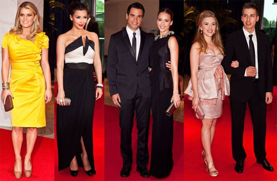 Pictures of Jessica Simpson, Justin Bieber, Scarlett Johansson And Jessica Alba at The White House Correspondents' Dinner