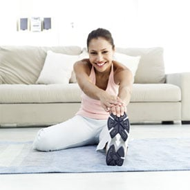 It's OK to Exercise in Short Bursts During the Holidays