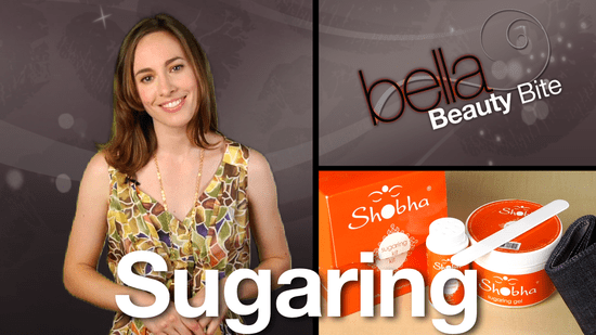 How to Hair Removal at Home: Sugaring