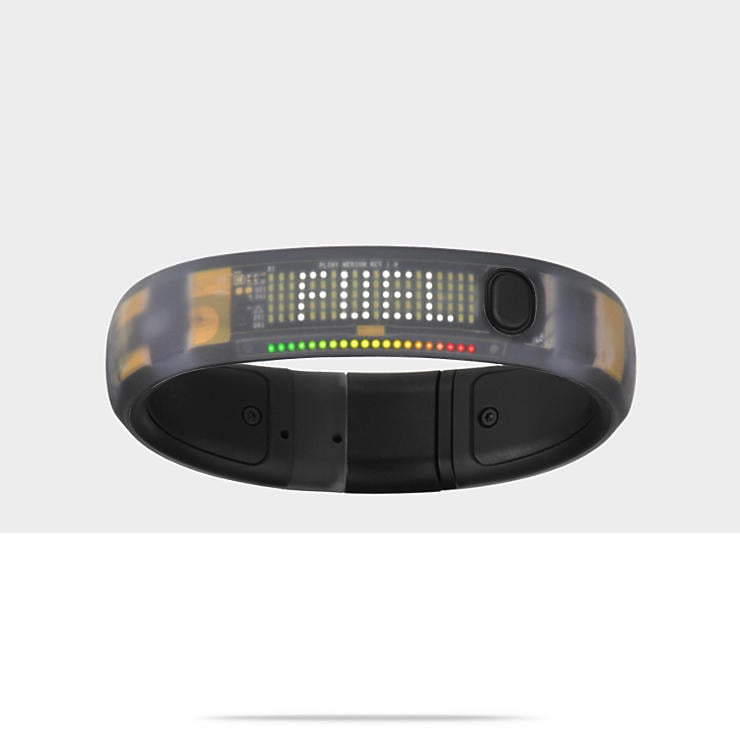A more functional and fitness-themed jewelry gift, if you will. Enter the Nike+ Fuelband ($149), which I've just recently been introduced to and want for my own. The bracelet tracks your day, helps you reach fitness goals, and also features a more social component to it (you can share stats with friends). It definitely will help me push myself out of the Winter slump, and where holiday indulgences are concerned, I'll consider this a healthy investment. — Marisa Tom, associate editor