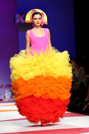 Milan Fashion Week: Agatha Ruiz De La Prada Spring 2009