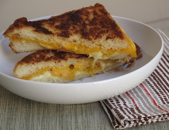 Thomas Keller's Ultimate Grilled Cheese
